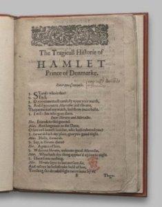 Hamlet de 1603
