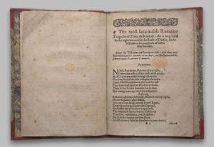 Tomado de The Shakespeare Quartos Project de la Biblioteca Británica