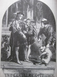 Ilustración de Sir John Gilbert