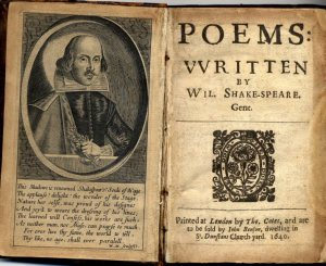 Una edición póstuma de su obra poética 1640