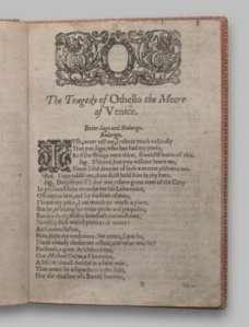 1st quarto 1622